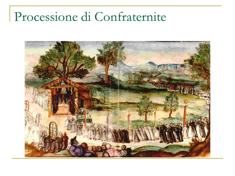 Processione di Confraternite