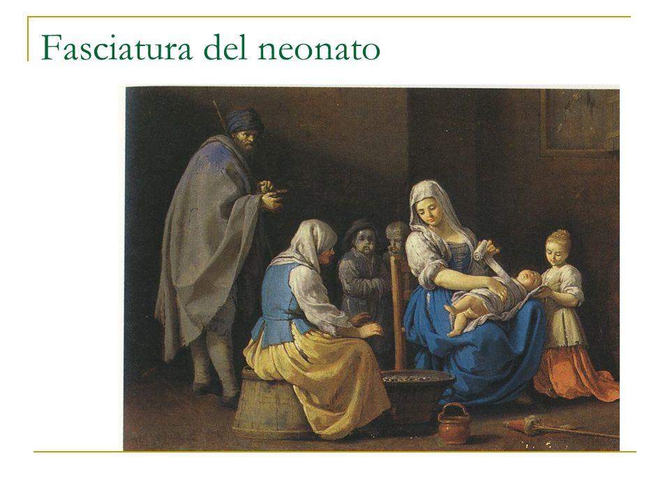 Fasciatura del neonato