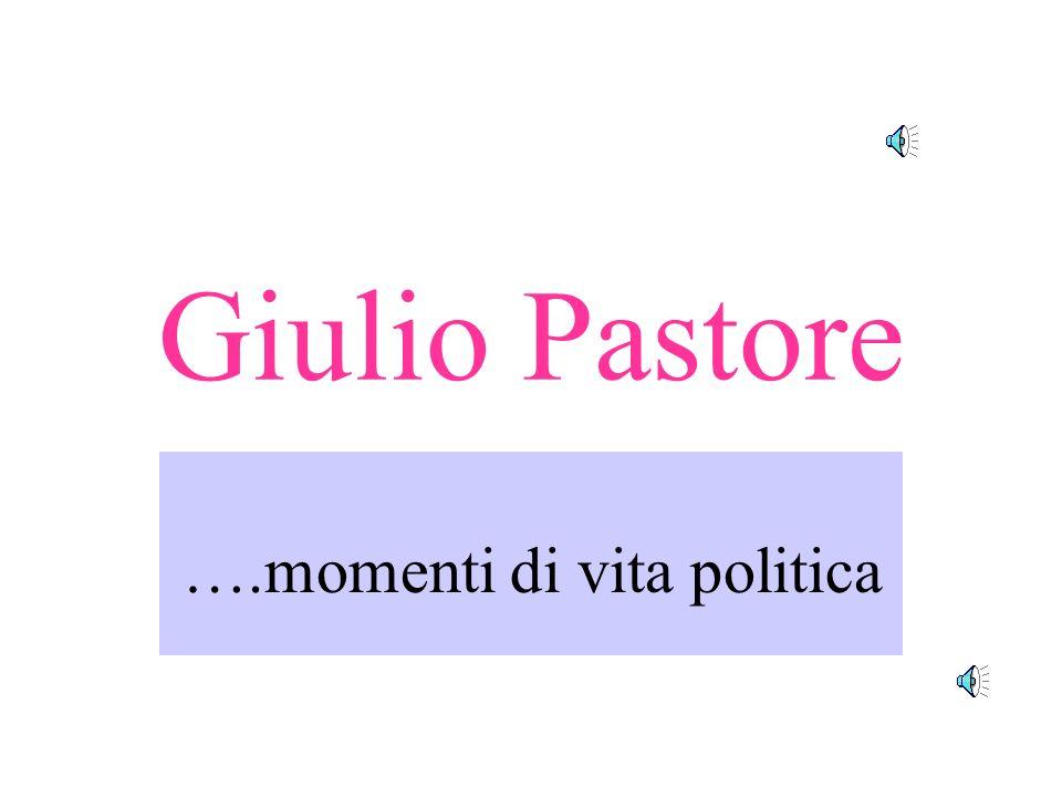 ….momenti di vita politica