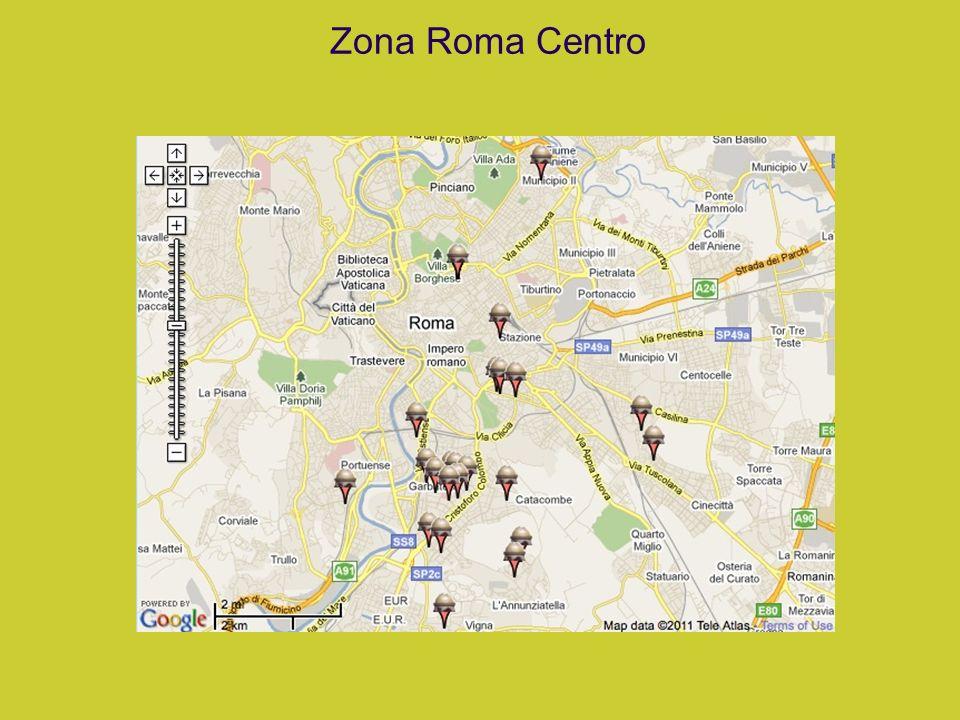 Zona Roma Centro