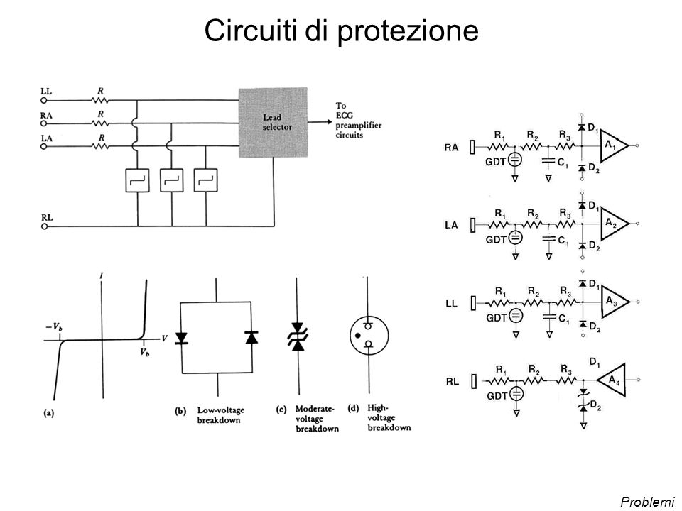 Circuiti di protezione