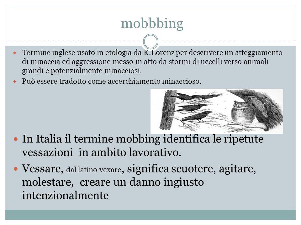 mobbbing