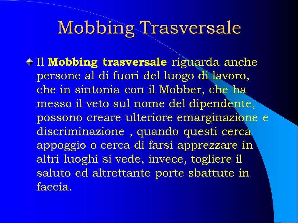 Mobbing Trasversale