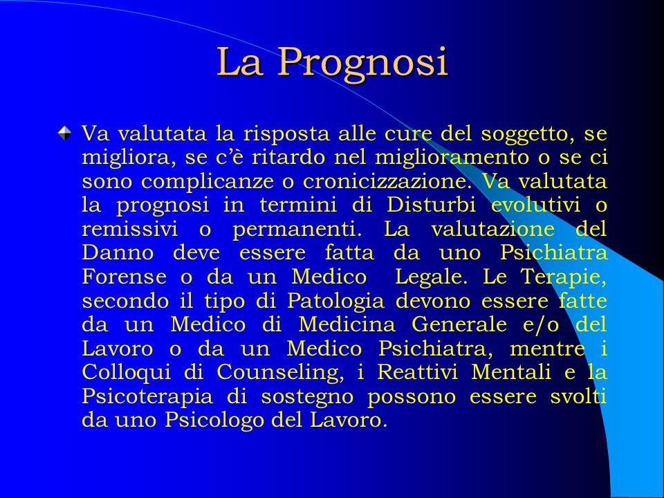 La Prognosi