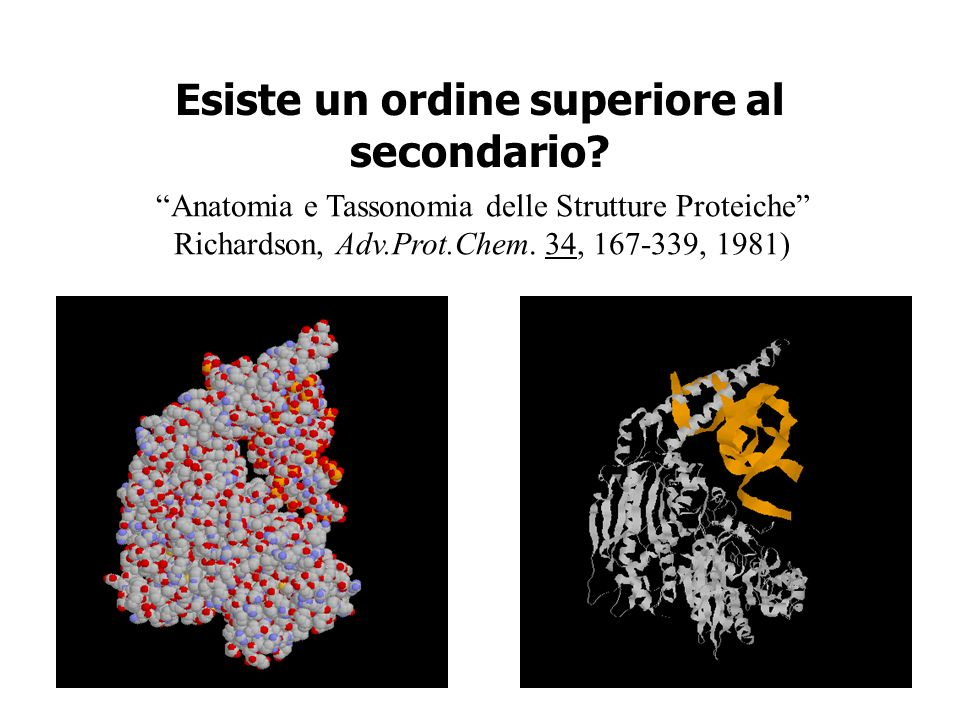 Esiste un ordine superiore al secondario