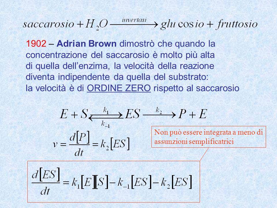 1902 – Adrian Brown dimostrò che quando la