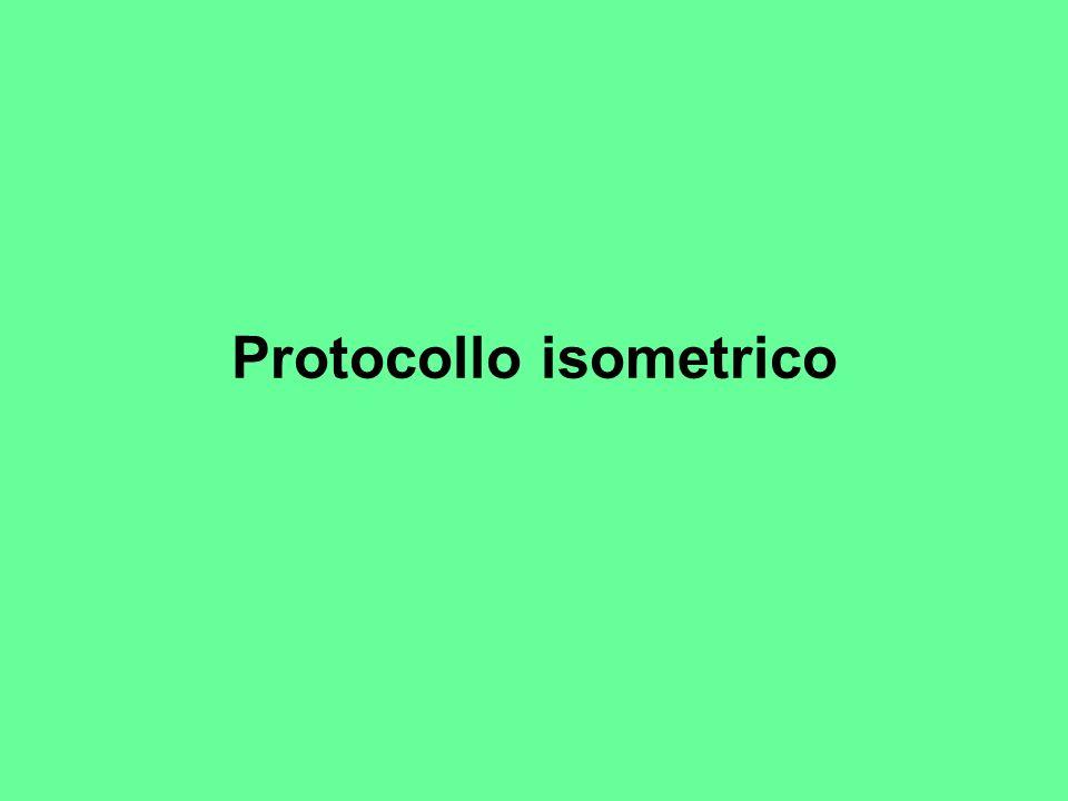 Protocollo isometrico
