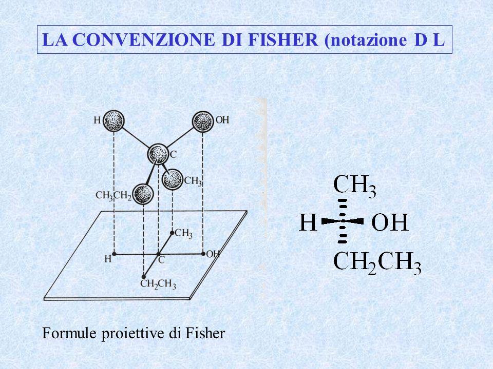 LA CONVENZIONE DI FISHER (notazione D L