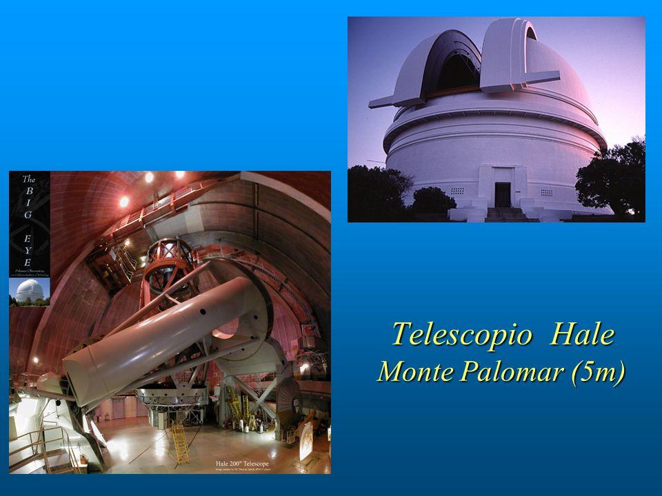 Telescopio Hale Monte Palomar (5m)