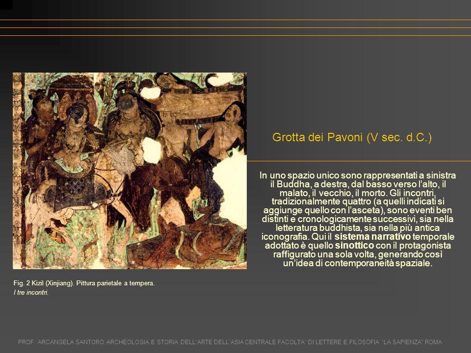 Grotta dei Pavoni (V sec. d.C.)