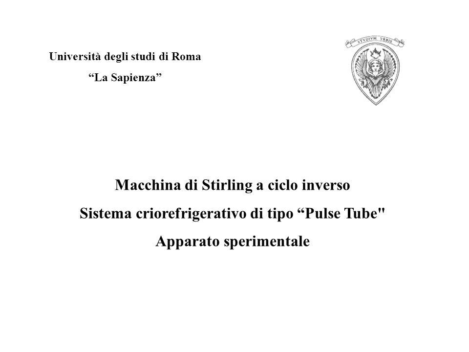 Macchina di Stirling a ciclo inverso