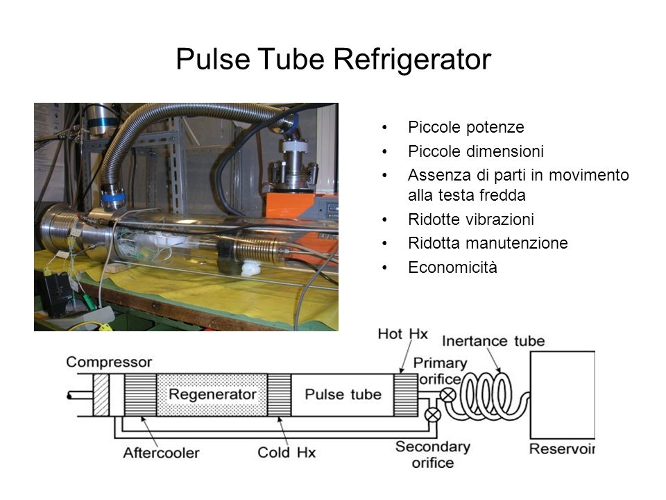 Pulse Tube Refrigerator