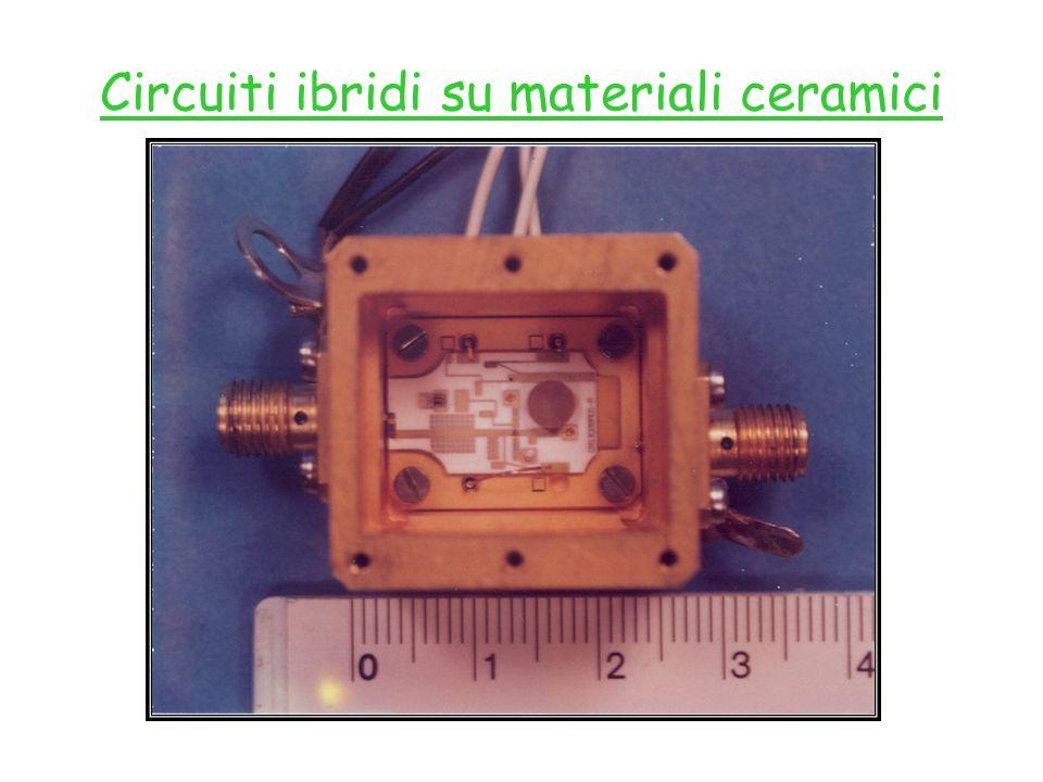 Circuiti ibridi su materiali ceramici