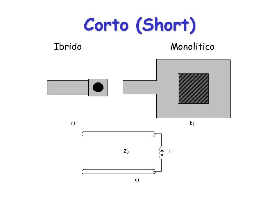 Corto (Short) Ibrido Monolitico