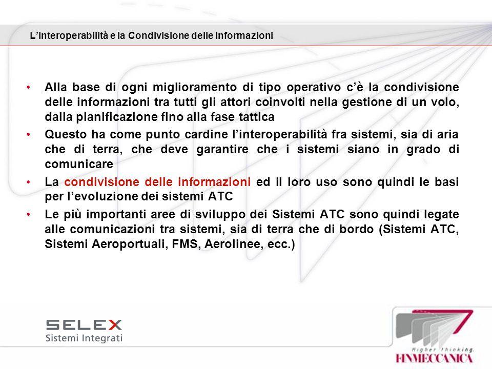 L'Interoperabilità e la Condivisione delle Informazioni
