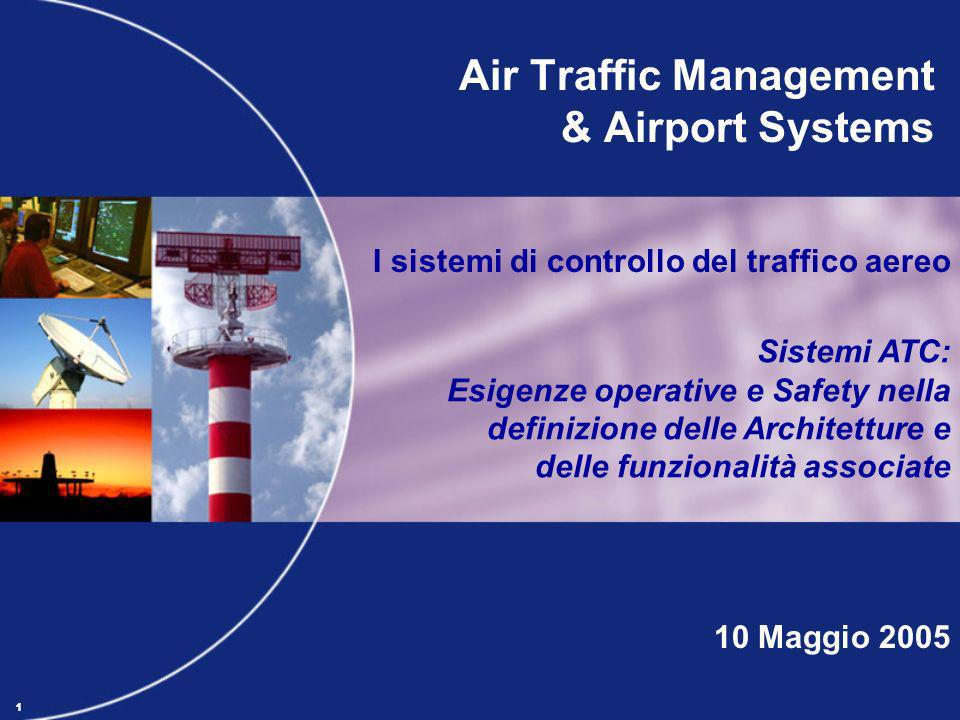 Air Traffic Management & Airport Systems