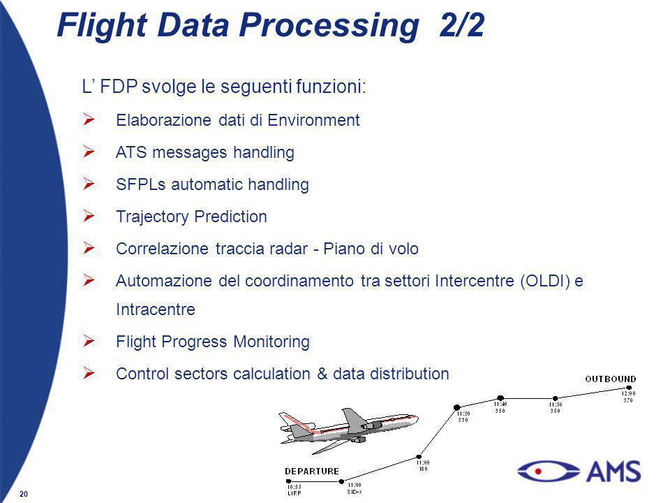 Flight Data Processing 2/2