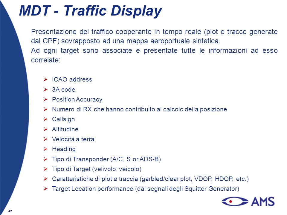 MDT - Traffic Display