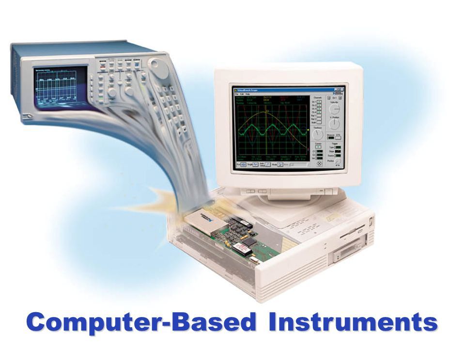 Computer-Based Instruments