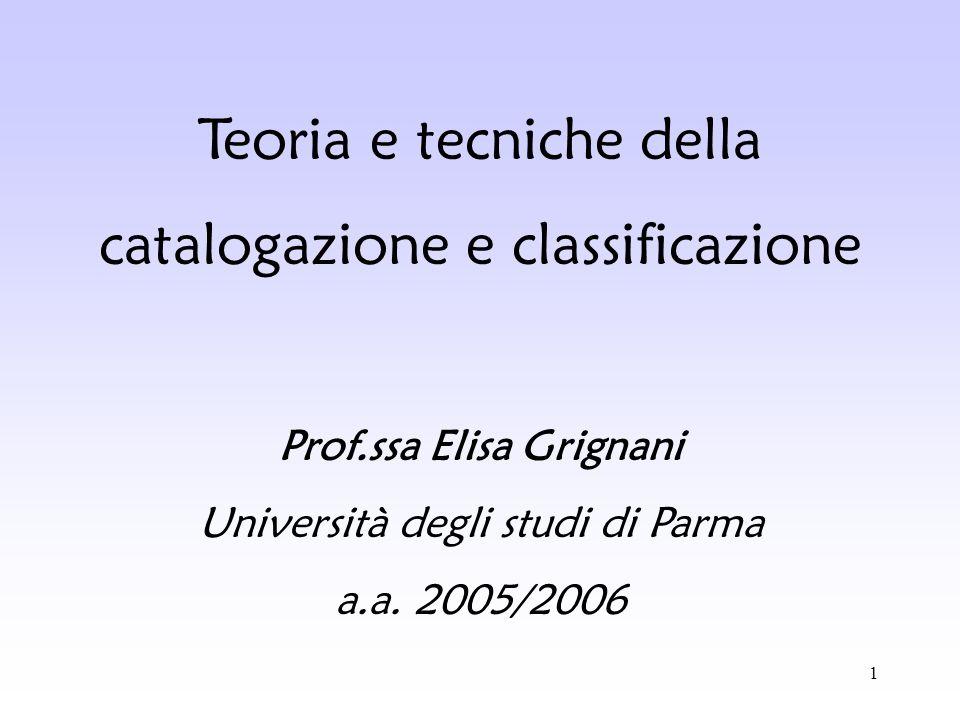 Prof.ssa Elisa Grignani