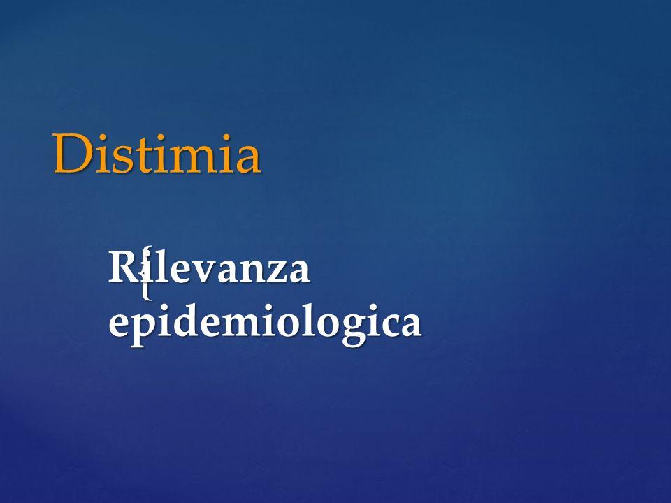 Rilevanza epidemiologica