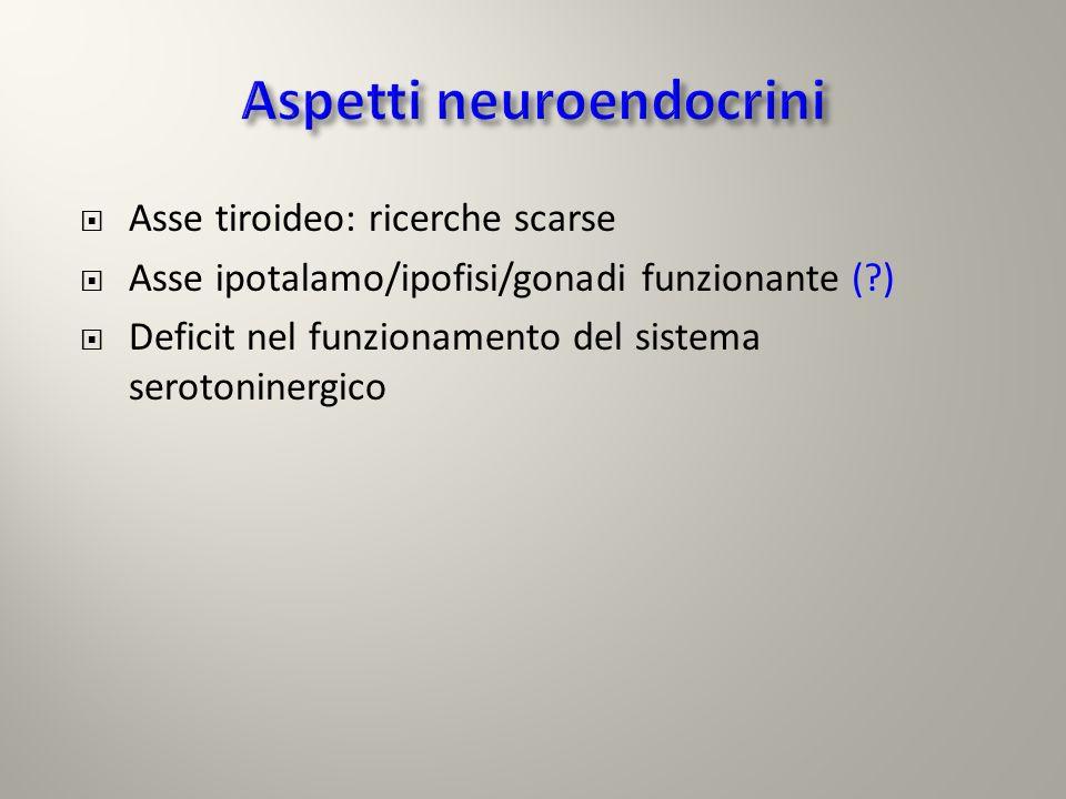 Aspetti neuroendocrini
