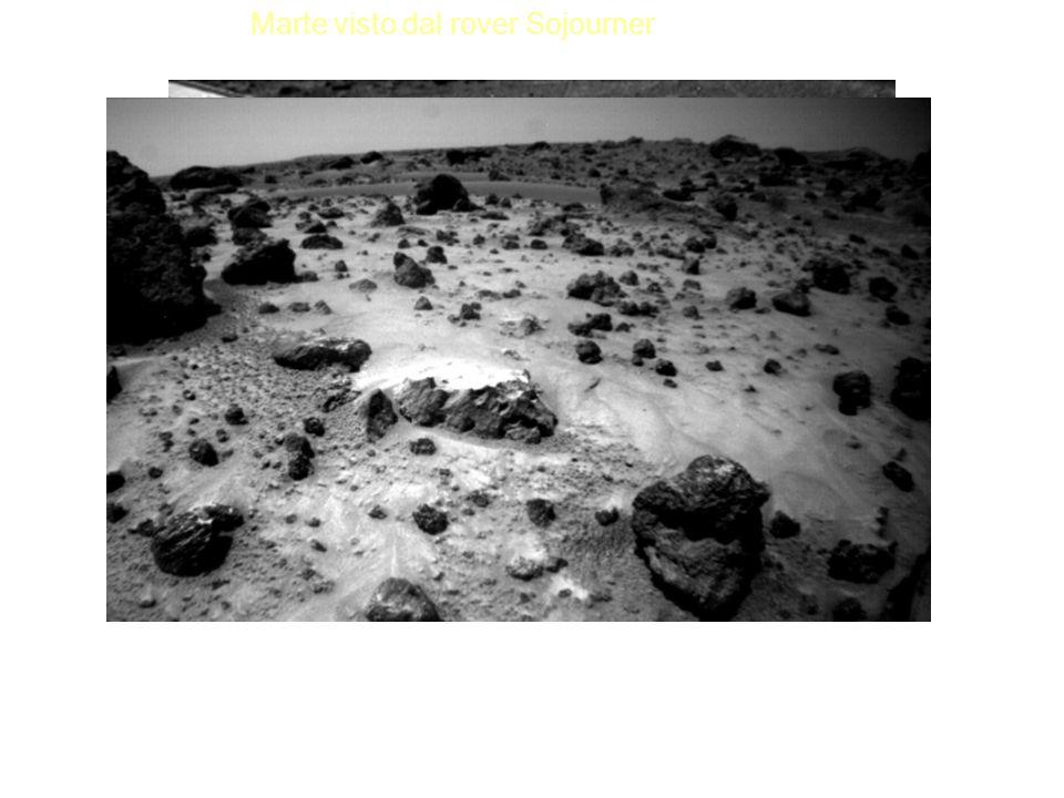 Marte visto dal rover Sojourner