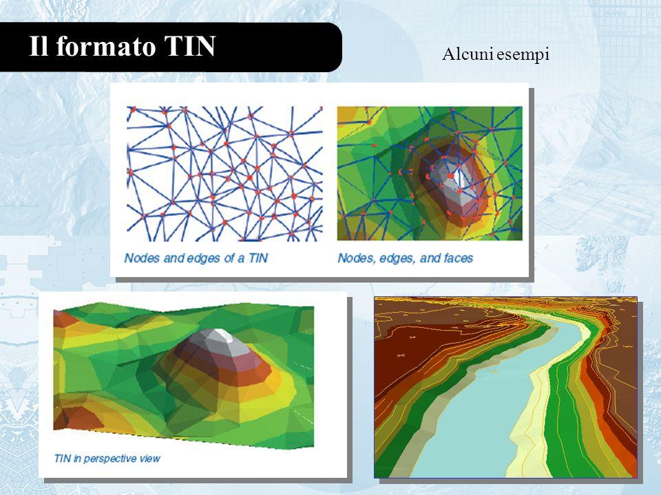 Il formato TIN Alcuni esempi