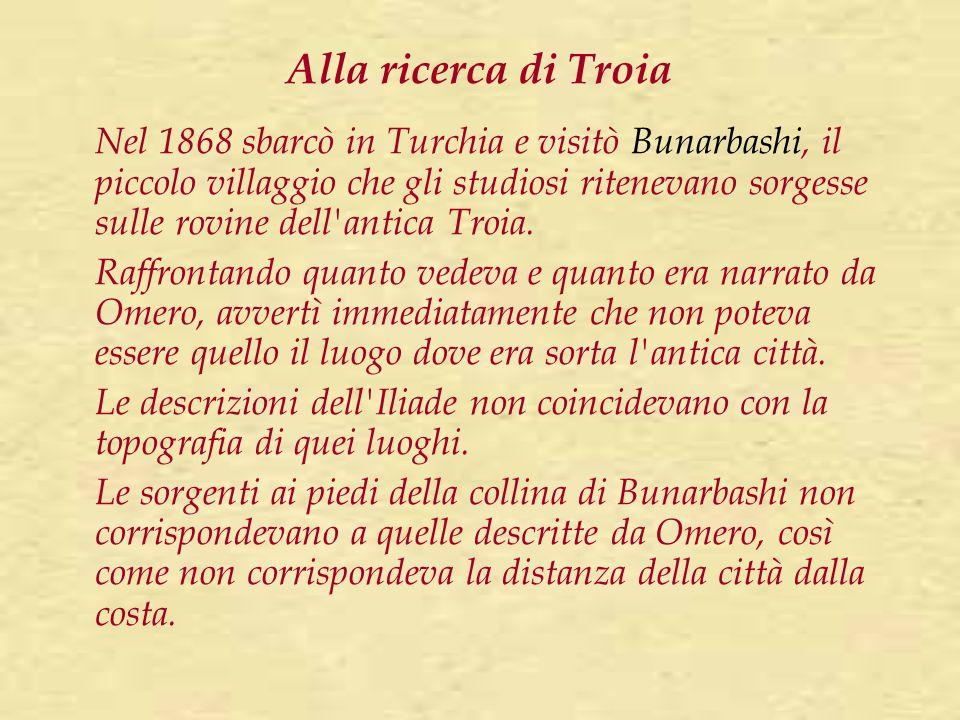 Alla ricerca di Troia