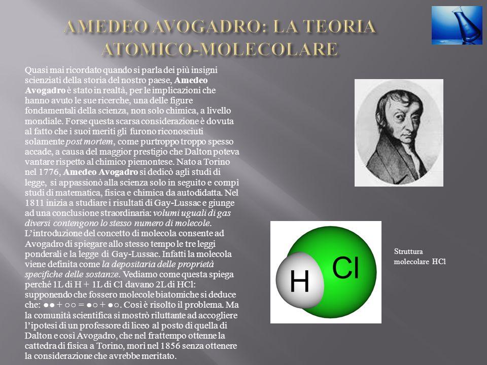 La storia della chimica attraverso eventi e personaggi ppt scaricare - Volumi uguali di gas diversi ...