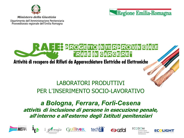 a Bologna, Ferrara, Forlì-Cesena
