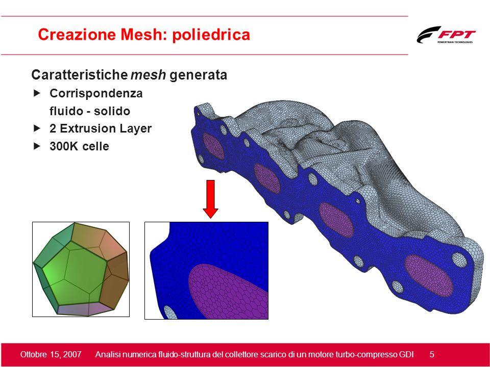 Creazione Mesh: poliedrica