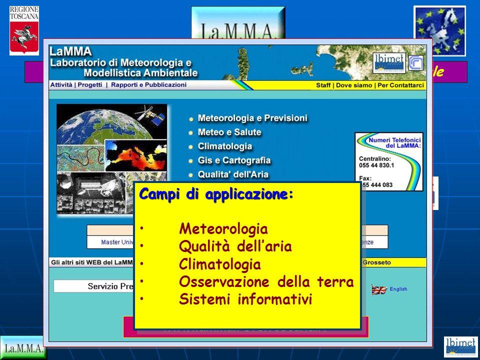 Laboratorio per la Meteorologia e la Modellistica Ambientale