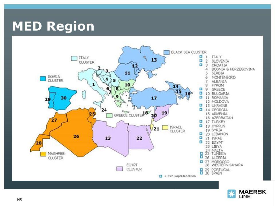 MED Region HR