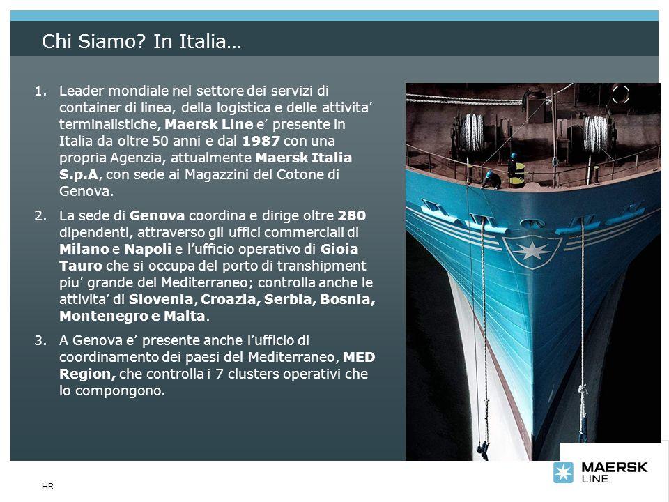Chi Siamo In Italia…