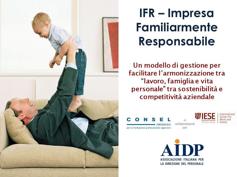 IFR – Impresa Familiarmente Responsabile
