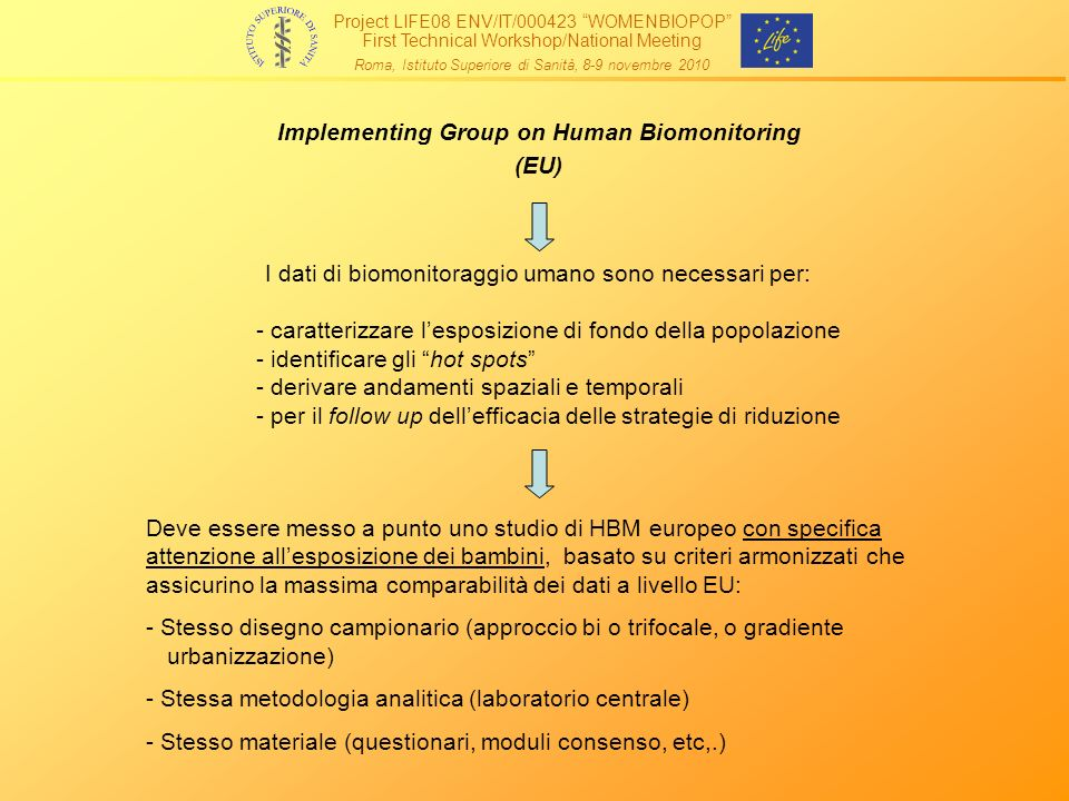 Implementing Group on Human Biomonitoring (EU)