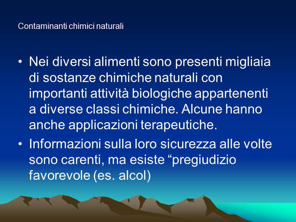 Contaminanti chimici naturali
