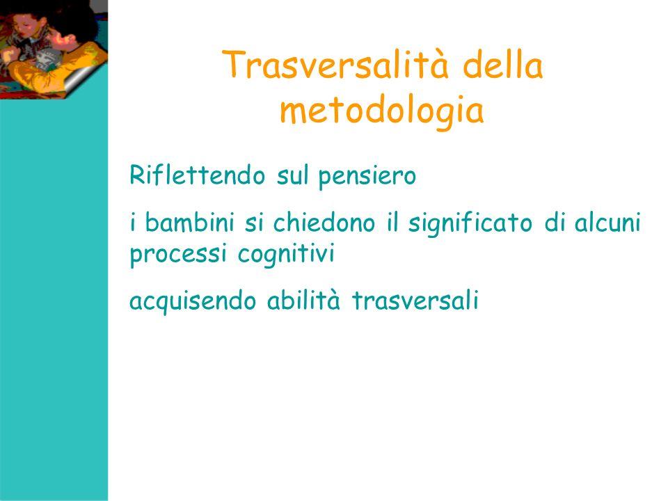 Trasversalità della metodologia