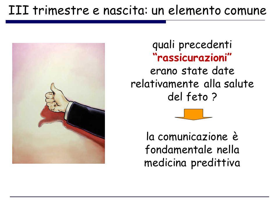 la comunicazione è fondamentale nella medicina predittiva