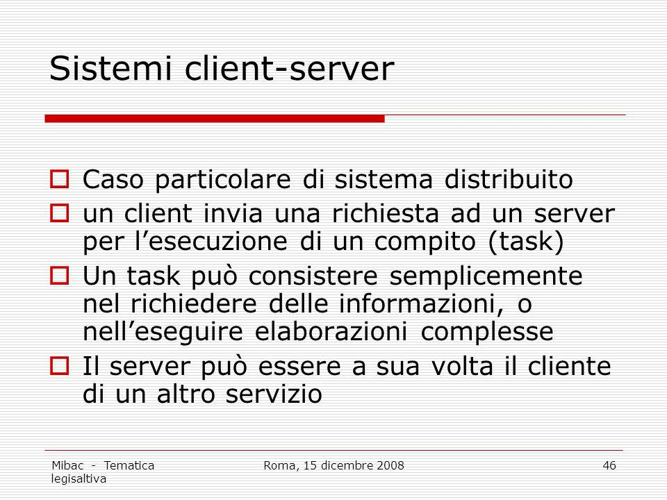 Sistemi client-server