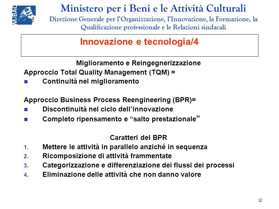 Innovazione e tecnologia/4