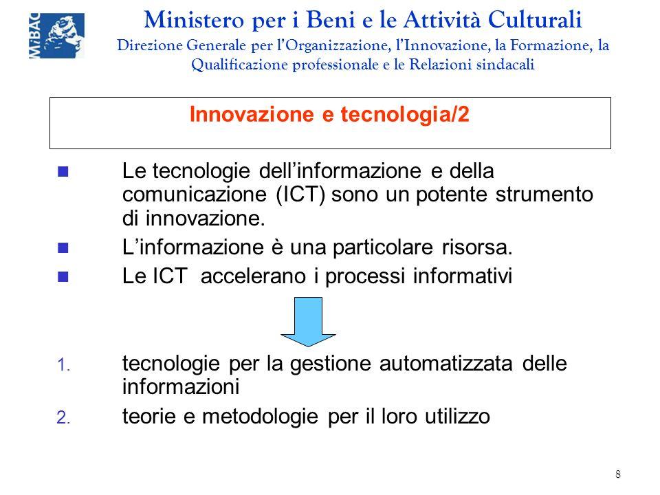 Innovazione e tecnologia/2