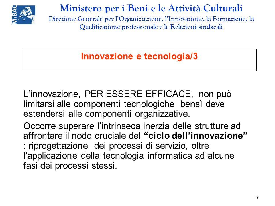 Innovazione e tecnologia/3