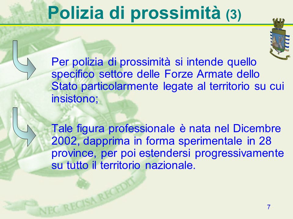 Polizia di prossimità (3)