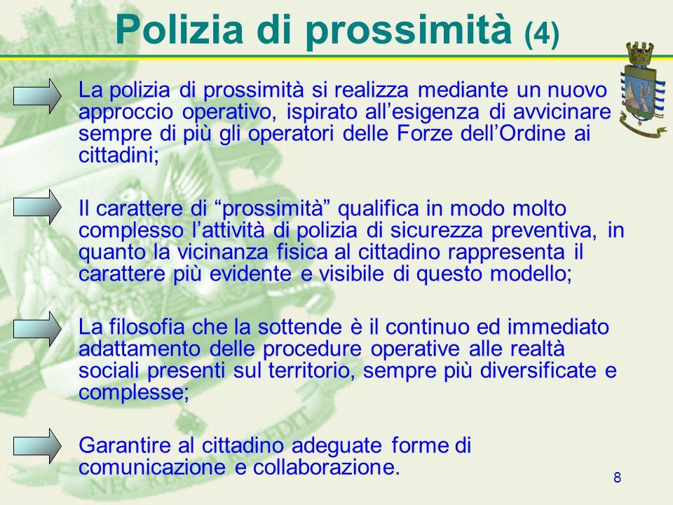Polizia di prossimità (4)