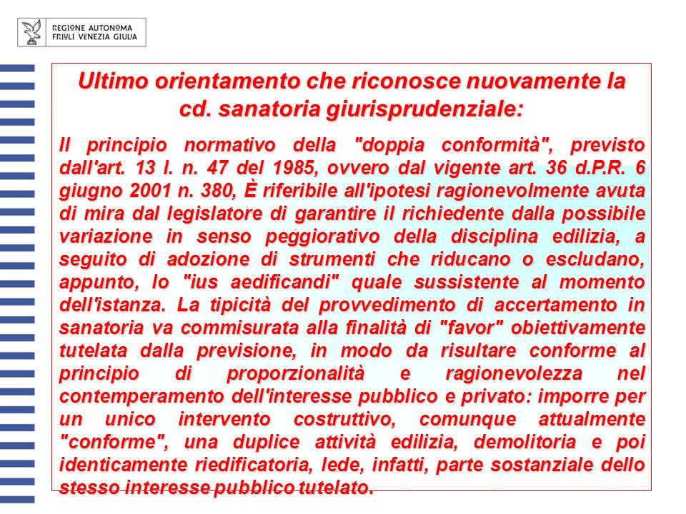 (Consiglio di Stato, sez. VI, 07 maggio 2009, n. 2835)
