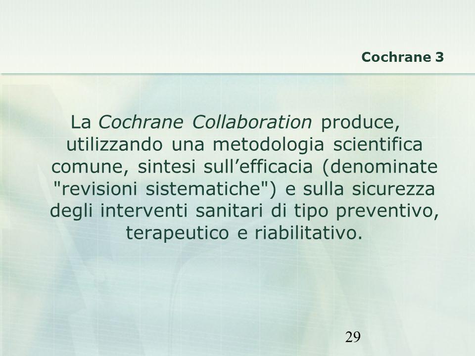 Cochrane 3