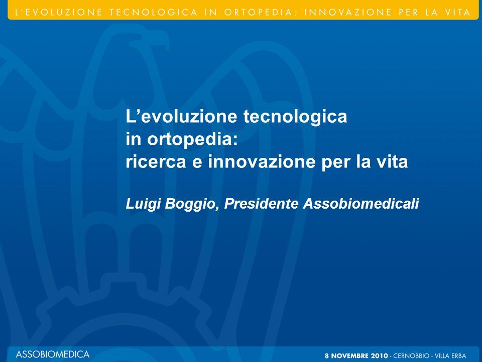 L'evoluzione tecnologica in ortopedia: innovazione per la vita