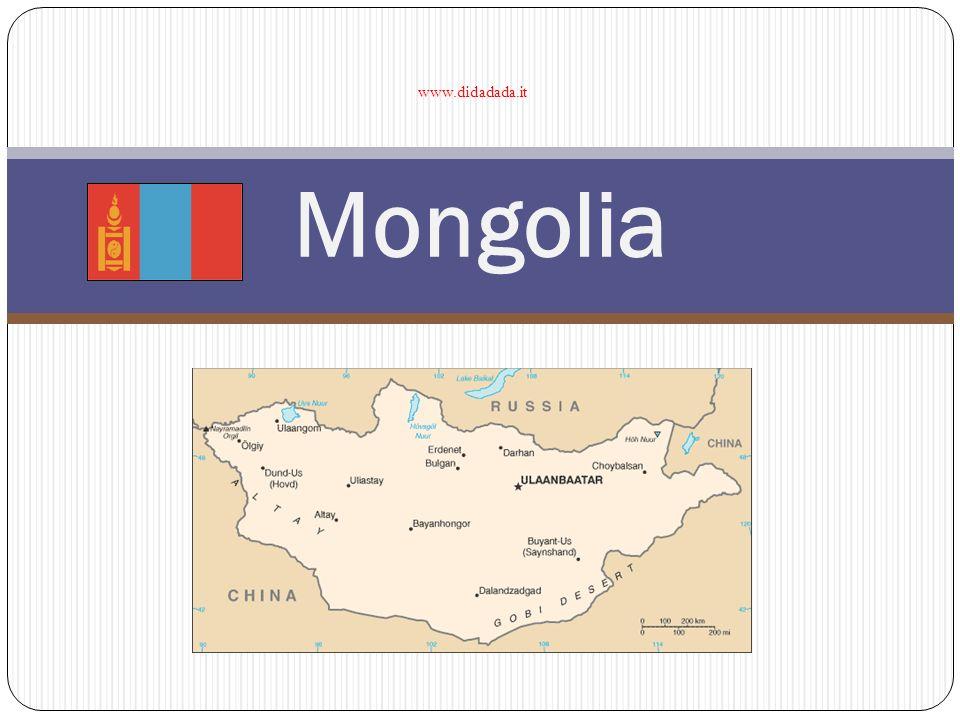 www.didadada.it Mongolia